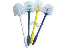 Clanax Wc štetka plastová rôzne farby 1 kus BH506A