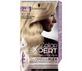 Schwarzkopf Color Expert barva na vlasy 10.21 Perleťová blond