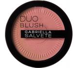 Gabriella Salvete Duo Blush tvářenka 01 8 g