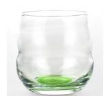 Čakrová sklenice s afirmaci Láska 0,25