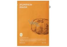 Beaudiani Dýně pečující textilní maska na obličej s obsahem betakarotenu 30 g