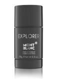 Montblanc Explorer deo stick pre mužov 75 ml