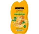 Freeman Feeling Beautiful Manukový med a Tea Tree olej kaolínové čistiaca ílová maska pre mastnú a poničenú pleť 15 ml