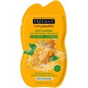 Freeman pl.maska ílová manuka med + tea tree olej 15ml 9631