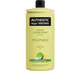Authentic Toya Aróma Ice Lime & Lemon tekuté mydlo náhradná náplň 600 ml
