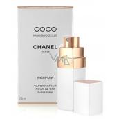 Chanel Coco Mademoiselle parfém pre ženy s rozprašovačom 7,5 ml