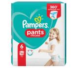 Pampers Pants veľkosť 6, 15+ kg plienkové nohavičky 25 kusov