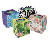 Velvet Ecopack hygienické vreckovky 3 vrstvové 60 kusov v krabičke