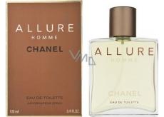 Chanel Allure Homme toaletná voda 100 ml