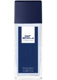 David Beckham Classic Blue parfumovaný deodorant sklo pre mužov 75 ml