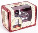 Albi Great Minds Galileo kovový hlavolam 4,8 x 4,8 x 7,6 cm