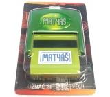 Albi Razítko se jménem Matyáš 6,5 cm × 5,3 cm × 2,5 cm