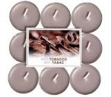 Bolsius Aromatic Anti-tobacco - Anti-tabák vonné čajové svíčky 18 kusů, doba hoření 4 hodiny