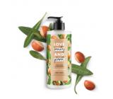 Love Beauty & Planet Bambucké maslo a Santalové drevo sprchový gél pre bohatú hydratáciu 500 ml