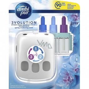 Ambi Pur 3 Volution Spring elektrický osviežovač kompletný strojček 20 ml