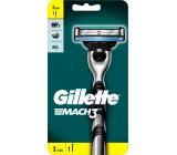 Gillette Mach3 holiaci strojček pre mužov + náhradné hlavice 2 kusy