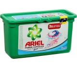 Ariel Power Capsules Touch of Lenor Fresh gelové kapsle na praní prádla 3X More Cleaning Power 38 kusů