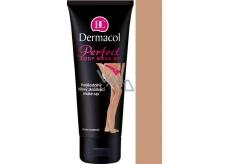 Dermacol Perfect vodeodolný skrášľujúce telový make-up odtieň Sand 100 ml