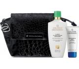 Collistar Special Perfect Body hloubkový hydratační fluid 400 ml + ošetření rukou proti stárnutí 50 ml + taška, kosmetická sada