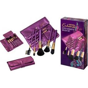 Royal Enhance Brush Set sada kozmetických štetcov 8 kusov
