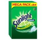 Sunlight Classic tablety do umývačky riadu 84 kusov