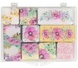 Albi Sada epoxy magnetů Květy 9 kusů