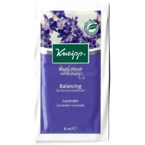 DÁREK Kneipp sprchový gel, různé 8 ml