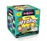 Albi V kocke! Praha desaťminútová hra na precvičenie pamäti a vedomostí odporúčaný vek od 8+