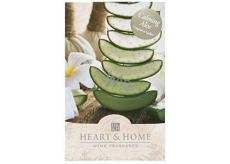 Heart & Home Upokojujúci aloe vonný sáčok 100 ml
