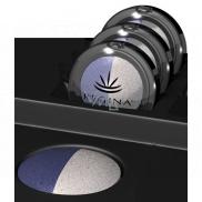 Regina Duo minerálne očné tiene 04 tmavo modrá / perleť 3,5 g