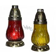 Admit Lampa sklenená 18 cm 30 g LA 310 rôzne farby