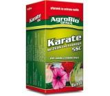 AgroBio Karate se Zeon technologií 5CS přípravek proti savému a žravému hmyzu 6 ml