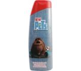 Tajný život maznáčikov 2v1 šampón na vlasy a kondicionér pre deti 400 ml