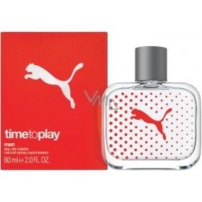Puma Time To Play Man toaletní voda 60 ml