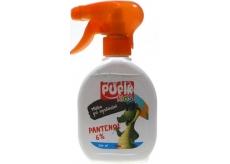 Mika Pufik Kids Panthenol 6% mlieko po opaľovaní pre deti 300 ml rozprašovač