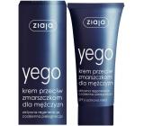 Ziaja Yego Men krém proti vráskám pro muže 50 ml