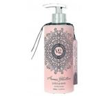 Vivian Gray Aróma Selection Lotus & Rose Luxusné tekuté mydlo s dávkovačom 400 ml