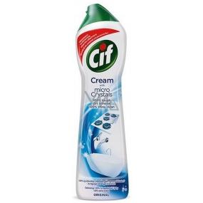 Cif Cream bílý tekutý písek 500 ml