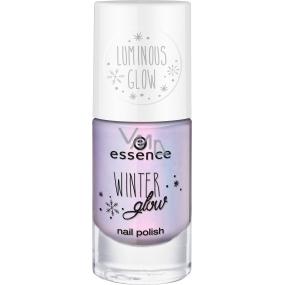 Essence Winter Glow Nail Polish lak na nechty 03 Lumos 8 ml