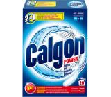 Calgon 2v1 Power Powder zmäkčovač vody prášok proti vodnému kameňu 20 dávok 1 kg