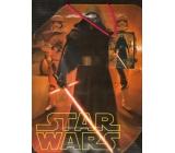 Ditipo Disney Dárková papírová taška dětská L Star Wars 26 x 13,7 x 32,4 cm 2902 009