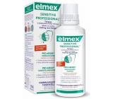 Elmex Sensitive Professional Pro-Argin ústna voda s Aminfluorid, bez alkoholu 400 ml