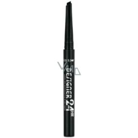 Miss Sporty Designer 24h tužka na oči 001 Expert Black 0,16 g