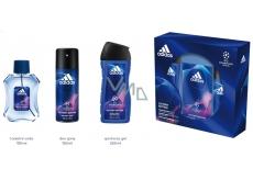 Adidas kaz.UEFA V EDT 100ml + BS 150ml + SG 250ml 0472