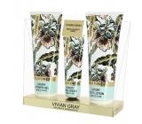 Vivian Gray Wild Flowers luxusné telové mlieko 100 ml + sprchový gél 100 ml + krém na ruky 30 ml