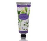 English Soap Biely Jazmín krém na ruky s vitamínom E a včelím voskom 75 ml