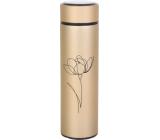 Albi Termofľaša Kvetina zlatá matná 500 ml