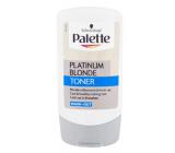Schwarzkopf Palette Deluxe Toner Platinum Blonde farba na vlasy 150 ml