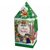 Liran Vianočné balenie zeleného čaju Veža zelená, 20 x 2 g