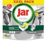 Jar Platinum All in One Lemon kapsule do umývačky riadu 125 kusov